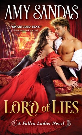 Lord of Lies (Fallen Ladies, #3)
