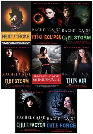 Weather Warden Series Rachel Caine 8 Books Collection Set