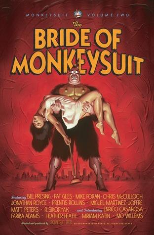 The Bride of Monkeysuit
