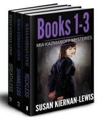 The Mia Kazmaroff Mysteries: Books 1-3