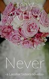 Never by Joy Avery