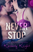 Never Stop (Halo, #3)