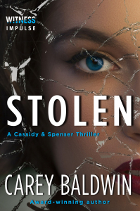 Stolen (Cassidy & Spenser, #4)