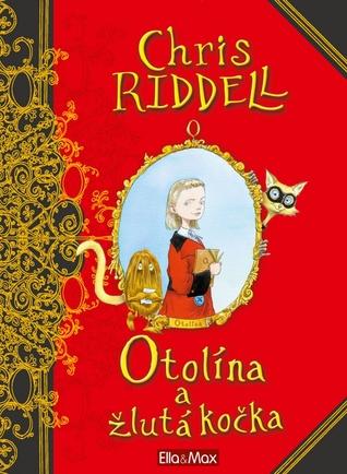 Otolína a žlutá kočka (Ottoline, #1)