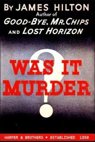 Was It Murder?