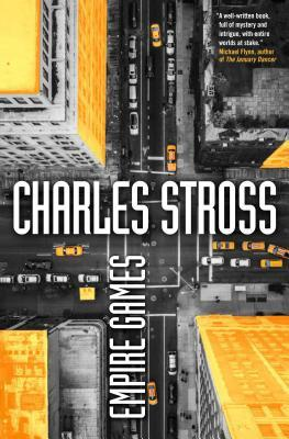 Empire Games by Charles Stross