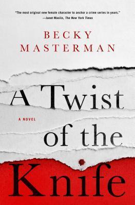 A Twist of the Knife (Brigid Quinn, #3)