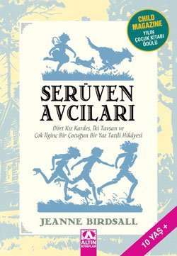 Seruven Avcilari                  (The Penderwicks #1)