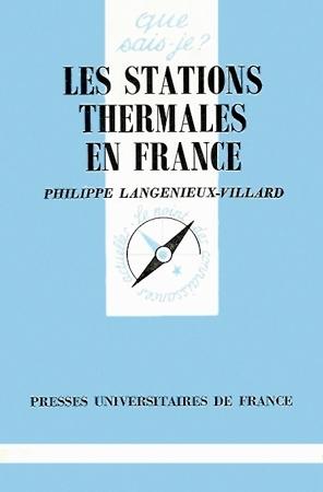 Les stations thermales en France