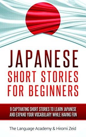 Japanese: Short Stories For Beginners - 9 Captivating ...