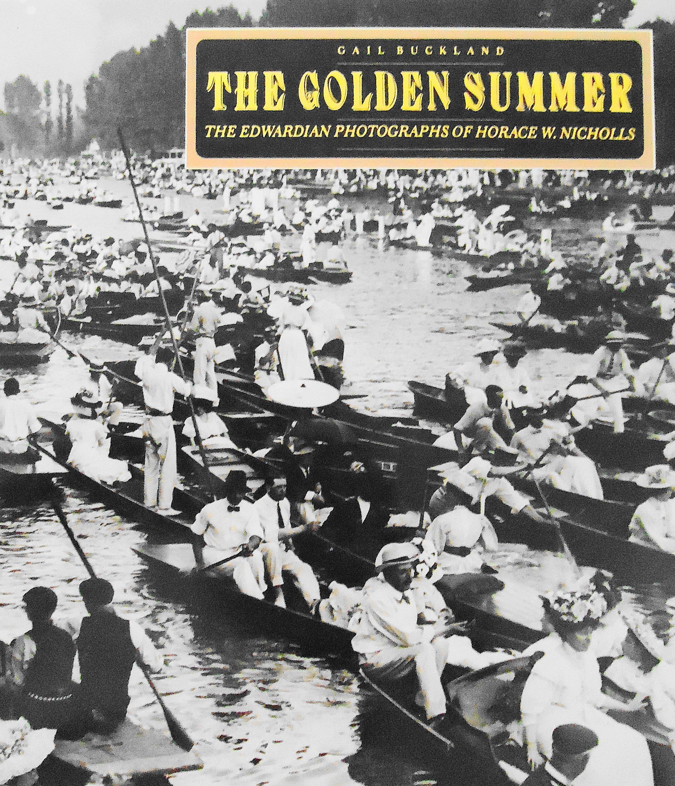 The Golden Summer: The Edwardian Photographs of Horace W. Nicholls