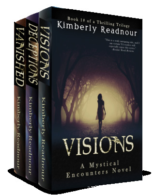 VISIONS: The Mystical Encounters Series Boxset