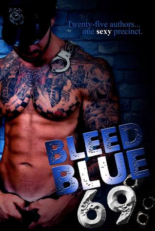 Bleed Blue 69: Twenty-Five Authors…One Sexy Police Station