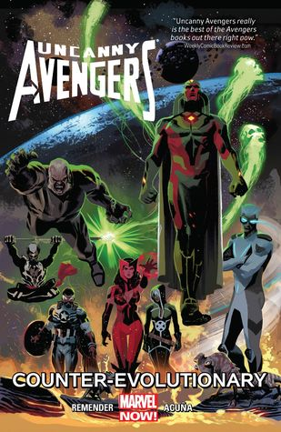 Uncanny Avengers: Counter-Evolutionary