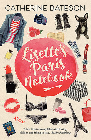 Lisette's Paris Notebook by Catherine Bateson