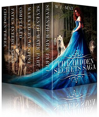 The Hidden Secrets Saga: Complete Series