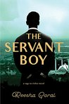 Book cover for The Servant Boy: A Rags to Riches Novel