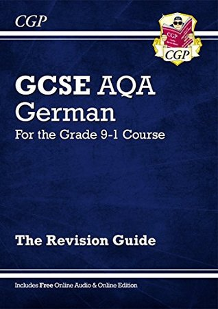 New GCSE German AQA Revision Guide - for the Grade 9-1 Course