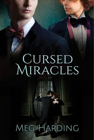 Advent Calendar Book Review: Cursed Miracles by Meg Harding
