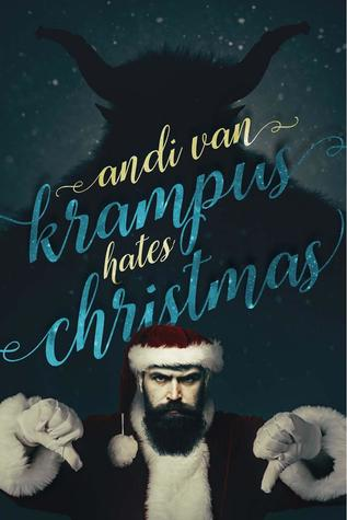 Advent Calendar Book Review: Krampus Hates Christmas by Andi Van
