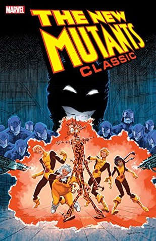 New Mutants Classic Vol. 7 (New Mutants by Chris Claremont