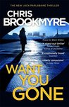 Want You Gone (Jack Parlabane, #8)