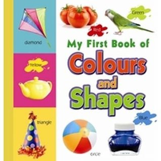 My First Book of Colours & Shapes