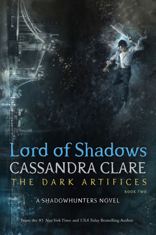 Lord of Shadows by Cassandra Clare thumbnail