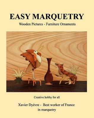 Easy marquetry