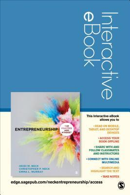 Entrepreneurship Interactive eBook: The Practice and Mindset