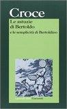 Le astuzie di Bertoldo e le semplicità di Bertoldino