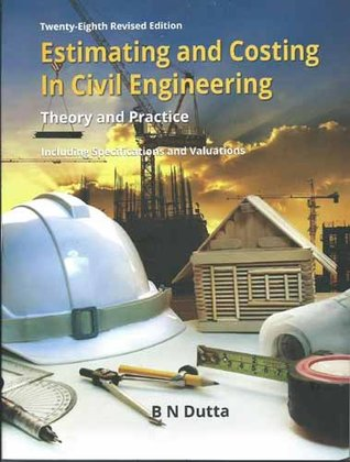 Building Estimation And Costing Book