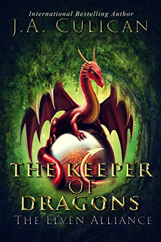 The Elven Alliance (The Keeper of Dragons #2)