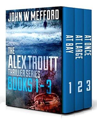 The Alex Troutt Thriller Series: Books 1-3 (Redemption #1-3)