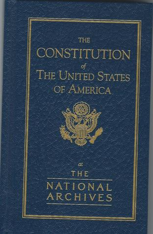 The Constitution of the United States of America at the National Archives