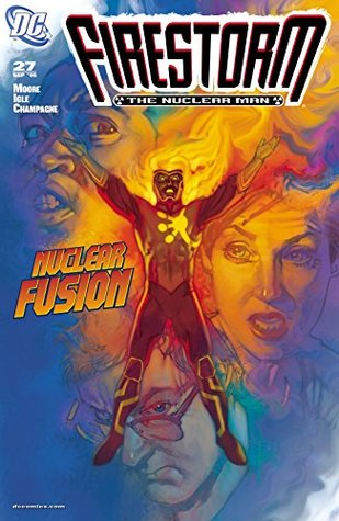 Firestorm: The Nuclear Man (2006-) #27