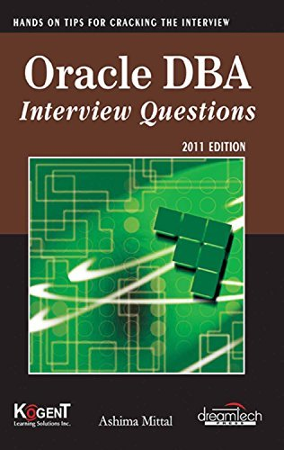 Oracle DBA Interview Questions, 2011ed