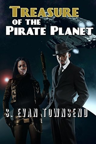 Treasure of the Pirate Planet (Treasures of Space Book 2)