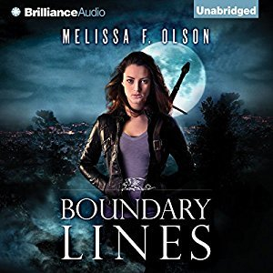 Audiobook Review: Boundary Lines by Melissa Olson (@Mollykatie112, @MelissaFOlson, @katerudd)