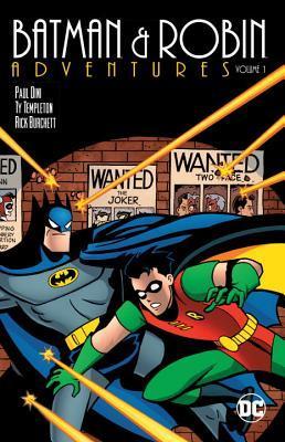 batman robin adventures vol 1 by paul dini. Black Bedroom Furniture Sets. Home Design Ideas