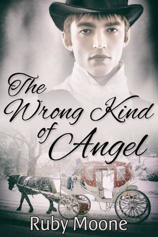 Book Review: The Wrong Kind of Angel by Ruby Moone