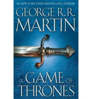 A Game of Thrones: A Song of Ice and Fire: Book One ,by Martin, George R.R. ( 1996 ) Hardcover