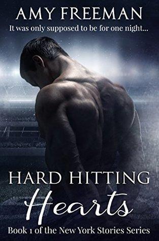 Hard Hitting Hearts (New York Stories Book 1)