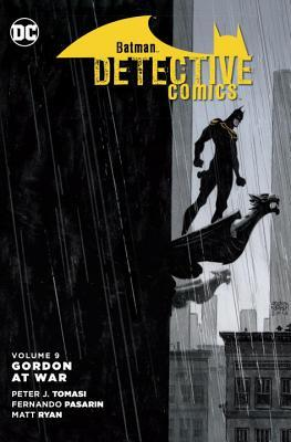 Batman: Detective Comics, Volume 9: Gordon at War