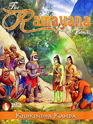 THE RAMAYANA VOL 4: KISHKINDHA KANDA