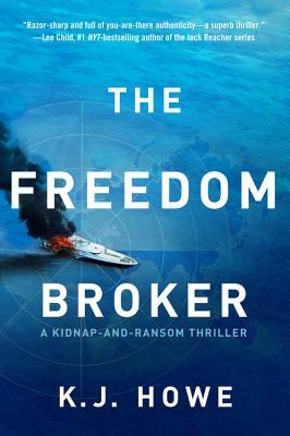 The Freedom Broker(Thea Paris 1)