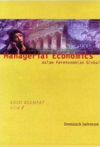 Managerial Economics dalam Perekonomian Global - Jilid 2