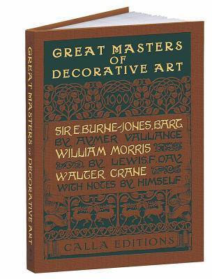 Great Masters of Decorative Art: Burne-Jones, Morris, and Crane