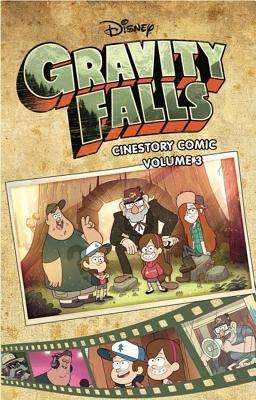 Disney Gravity Falls Cinestory Comic Vol. 3 por Walt Disney Company