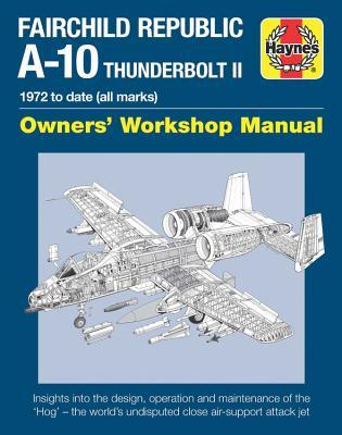 Fairchild Republic A-10 Thunderbolt II: 1972 to date